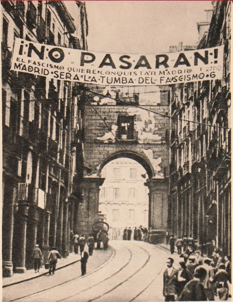 ¡No_pasarán!_Madrid