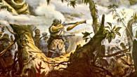 Как проповедовать христианство в джунглях? Иезуиты в Парагвае использовали беспроигрышный вариант — с помощью Библии и винтовки. Они создали милицию гуарани, которая защищала миссионеров ордена и громила португальских охотников за рабами.