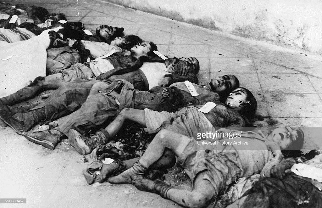 Жертвы франкистов