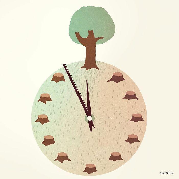 Окружающая среда разрушается рекордными темпами