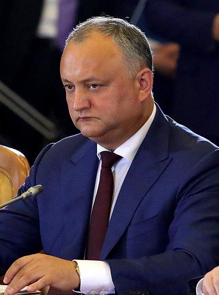 Игорь Николаевич Додон