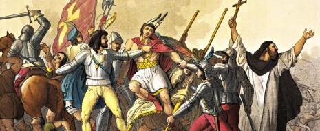 В 1532 году Франсиско Писарро высадился на побережье Перу — и история Андского региона круто изменила траекторию своего развития. Прошёл всего год, и пал город Куско, столица крупнейшего в Америке государства — империи инков. Почему же кучка конкистадоров смогла так быстро уничтожить многомиллионную империю?