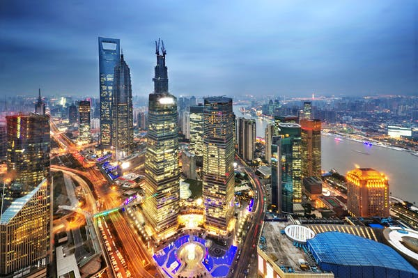 Коммунистическая история КНР сформировала управление городами