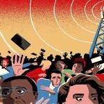 Луддиты смартфонного века: как Билл Гейтс и 5G не построят нам электронный концлагерь