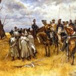 Судьба пленных солдат и офицеров Великой Армии в России после Бородинского сражения