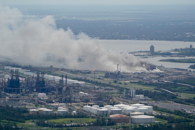 Пожар на заводе Biolab