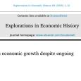 Из приведённого выше анализа социальных, демографических и конъюнктурных факторов, замедляющих экономический рост, видно, что капитализм предельно контрпродуктивен даже в великой державе, изобильной природными ресурсами, интеллектуальным потенциалом, не...
