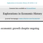 Снижение американского экономического роста, несмотря на продолжающиеся инновации