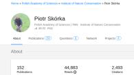 Польский орнитолог Piotr Skorka с соавт. (2020) сделали давно назревшую работу по макроэкологии коронавирусной пандемии, посмотрев темпы роста заболеваемости и смертности в разных странах-популяциях в зависимости от ВВП, плотности населения, потока...