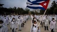 Рассказывается об успешном противодействии коронавирусной пандемии на Кубе, создавшей также свою вакцину (единственный случай в Латинской Америке!), и коммунистического правительства штата Керала в Индии. При этом в обоих случаях борьба затруднена социальными обстоятельствами - зависимостью экономики Кубы от туризма, а Кералы - от экспорта рабочей силы в страны Персидского залива.