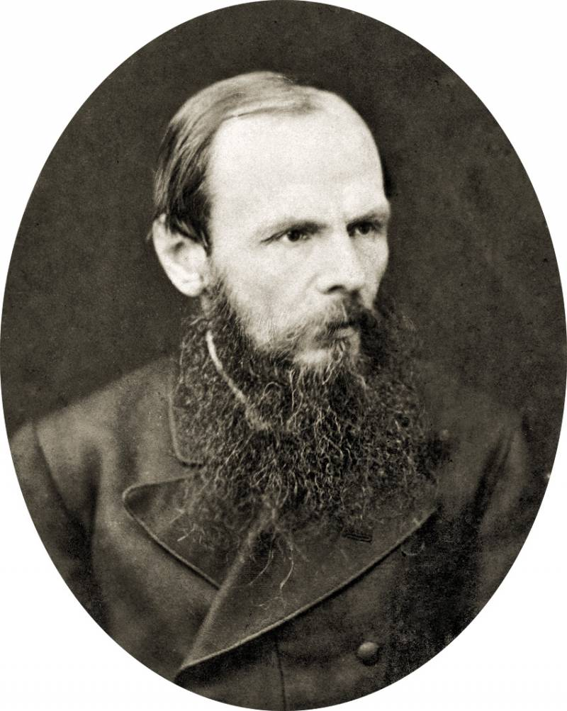 Ф.М.Достоевский, 1878 г. Фото Н.А.Лоренковича