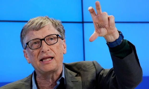 Билл Гейтс в интервью Financial Times заявил, что отказ от ископаемого топлива (уничтожение запасов) - пустая трата времени. Но он упустил критический момент. Фото Дениса Балибауса.