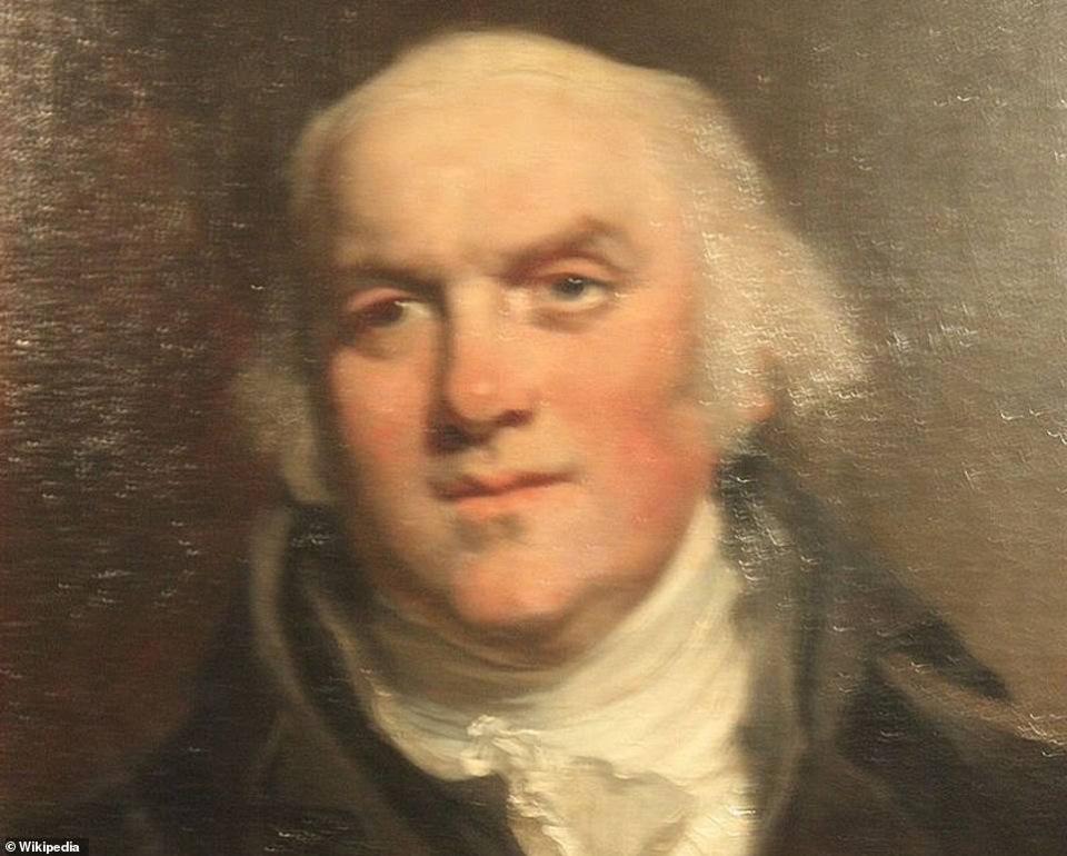 Бывший управляющий банком Бистон Лонг, который руководил с 1806 по 1808 год, был залогодержателем нескольких поместий