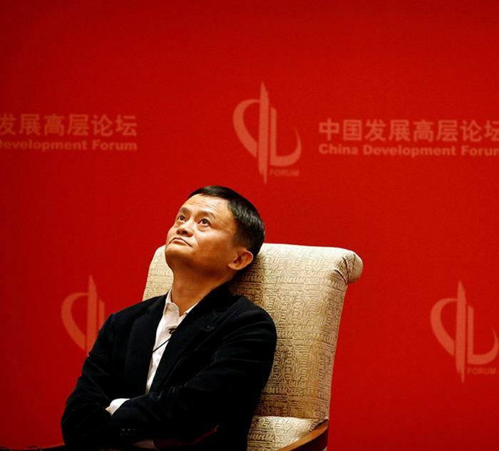 Китайский интернет-магнат Джек Ма: «стоит» $48 млрд.
