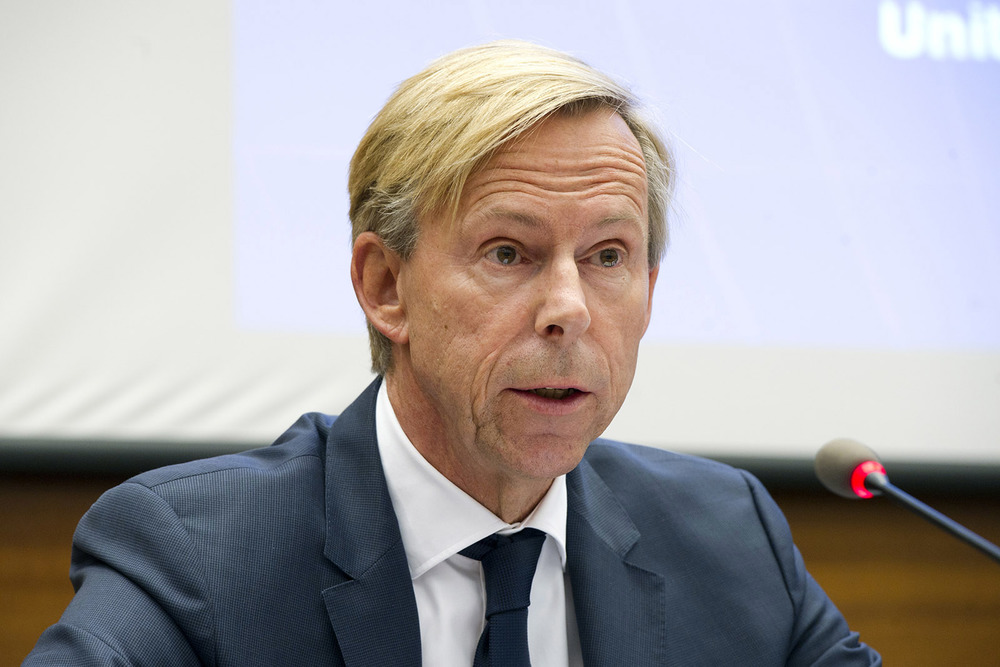 Швед Андрес Компасс, пробовавший вскрыть массовые изнасилования детей во французской миссии в ЦАР