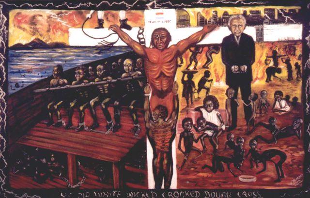 Здесь и далее иконы будущего христианства, Африки и Азии